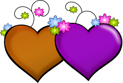 hearts-with-flowers-clipart-free